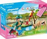 """PLAYMOBIL® 70295 Geschenkset """"Zoo"""""""