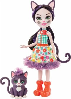 Enchantimals Ciesta Cat & Climber
