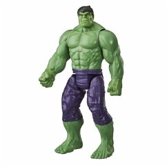 Hasbro E74755LO - Marvel Avengers Titan Hero Series Blast Gear Deluxe Hulk, Action-Figur, 30 cm
