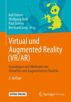 Virtual und Augmented Reality (VR/AR) (eBook, PDF)