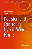 Decision and Control in Hybrid Wind Farms (eBook, PDF)