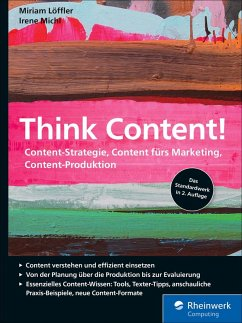 Think Content! (eBook, ePUB) - Löffler, Miriam; Michl, Irene