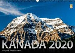 Kanada 2020 (Wandkalender 2020 DIN A3 quer)
