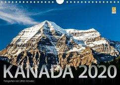 Kanada 2020 (Wandkalender 2020 DIN A4 quer)