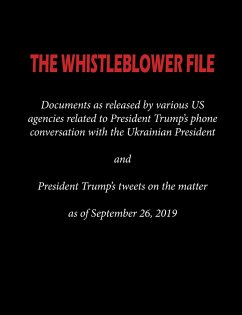THE WHISTLEBLOWER FILE - Agencies, Various
