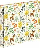 Hama Jumbo Forest 30x30 100 weiße Seiten 2697