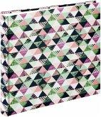Hama Jumbo Hawaii rosa 30x30 100 weiße Seiten 2671