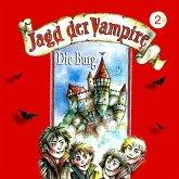 Jagd der Vampire, Folge 2: Die Burg (MP3-Download)