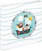 Hama Pirat 25x25 50 weiße Seiten Buchalbum 2701
