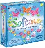 Softine Knete Blumen & Schmetterlinge