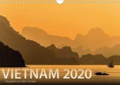 Vietnam 2020 (Wandkalender 2020 DIN A4 quer)
