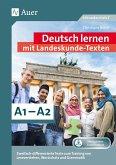 Deutsch lernen mit Landeskunde - Texten A1 - A2