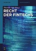 Recht der FinTechs