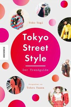 Tokyo Street Style (Mängelexemplar) - Yagi, Yoko