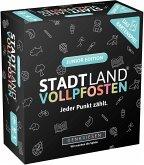 Denkriesen - Stadt Land Vollpfosten® - Das Kartenspiel - Junior Edition (Spiel)