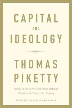Capital and Ideology - Piketty, Thomas; Goldhammer, Arthur