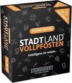 Denkriesen - Stadt Land Vollpfosten® - Das Kartenspiel - Classic Edition (Spiel)