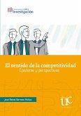El sentido de la competitividad (eBook, PDF)