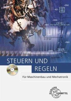 Steuern und Regeln, m. CD-ROM - Kaufmann, Hans;Pflug, Alexander;Schmid, Dietmar