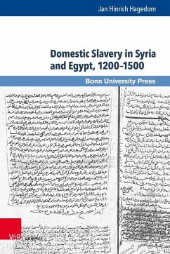 Domestic Slavery in Syria and Egypt, 1200-1500 - Hagedorn, Jan Hinrich