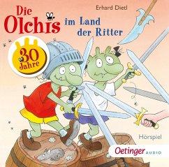 Die Olchis im Land der Ritter, 1 Audio-CD - Dietl, Erhard