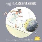 Best of Sagen für Kinder, Audio-CD