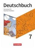 Deutschbuch Gymnasium 7. Schuljahr - Nordrhein-Westfalen - Schülerbuch