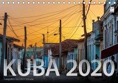 Kuba 2020 (Tischkalender 2020 DIN A5 quer)