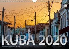 Kuba 2020 (Wandkalender 2020 DIN A4 quer)