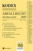 Kodex Abfallrecht und Öko-Audit 2020
