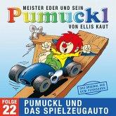 22: Pumuckl und das Spielzeugauto (Das Original aus dem Fernsehen) (MP3-Download)