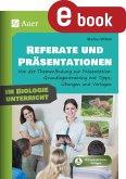 Referate und Präsentationen im Biologieunterricht (eBook, PDF)