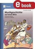 Musikgeschichte auf einen Blick (eBook, PDF)