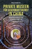 Private Museen für Gegenwartskunst in China (eBook, PDF)