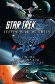 Star Trek - 3 Captains, 3 Geschichten (eBook, ePUB)