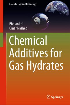 Chemical Additives for Gas Hydrates (eBook, PDF) - Lal, Bhajan; Nashed, Omar