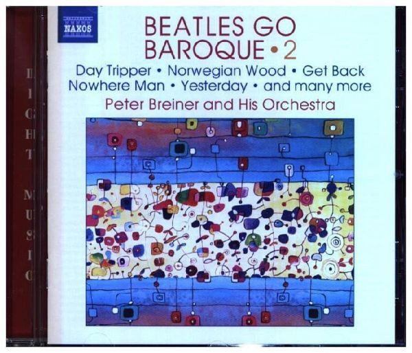 Beatles Go Baroque,Vol.2 - Breiner,Peter