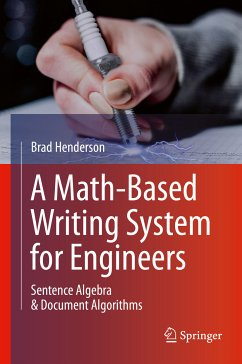A Math-Based Writing System for Engineers (eBook, PDF) - Henderson, Brad