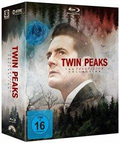 Twin Peaks: Season 1-3 (TV Collection Boxset) BLU-RAY Box - Kyle Maclachlan,Michael Ontkean,Dana Ashbrook