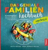 Das geniale Familienkochbuch vegetarisch (eBook, ePUB)