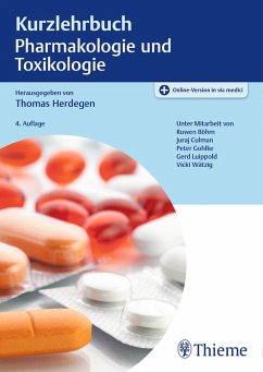 Kurzlehrbuch Pharmakologie und Toxikologie (eBook, ePUB)