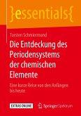 Die Entdeckung des Periodensystems der chemischen Elemente