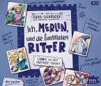 Ich, Merlin, und die furchtlosen Ritter, 4 Audio-CD