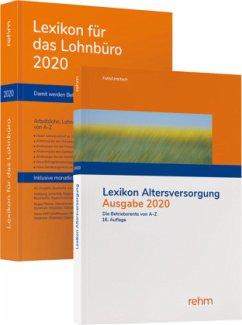 Lexikon für das Lohnbüro 2020 und Lexikon Altersversorgung 2020, 2 Bände