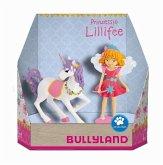Bullyland 18901 - Prinzessin Lillifee mit ihrem Einhorn Rosalie, Geschenkset