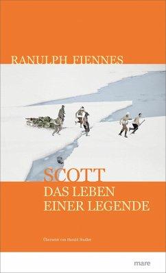 Scott (eBook, ePUB) - Fiennes, Ranulph