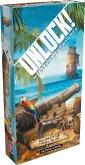 Asmodee SCOD0035 - Unlock! Mystery Adventures-Der Schatz auf Tonipal Island, Strategiespiel, Reisespiel