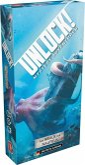 Asmodee SCOD0034 - Unlock! Das Wrack der Nautilus, Strategiespiel, Reisespiel