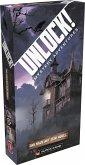 Asmodee SCOD0033 - Unlock! Das Haus auf dem Hügel, Strategiespiel, Reisespiel
