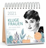 Postkartenkalender Kluge Frauen, die unsere Welt bewegten 2021